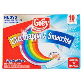 GREY L'ACCHIAPPAESMACCHIA GR10X30