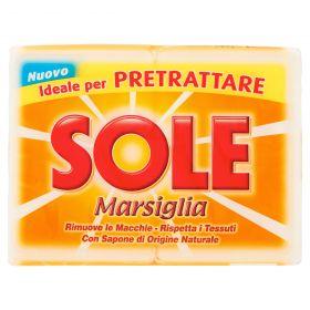 SAPONE SOLE MARSIGLIA X 2