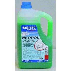 NEOPOL-PIATTI GEL HACCP KG.5 SANITEC