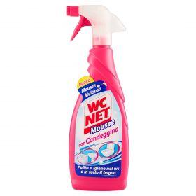 W.C.NET MOUSSE CON CANDEGGINA ML600
