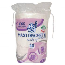 NOI&VOI MAXI DISCHETTI DOUBLE FACE PZ40