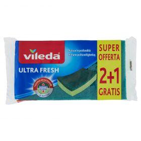 SPUGNA VILEDA ULTRAFRESH 2+1