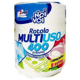 NOI&VOI ROTOLO MULTIUSO 400 STR.2V