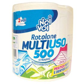 NOI&VOI ROTOLO MULTIUSO 500 STR.2V