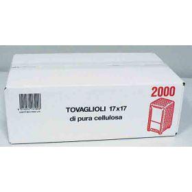 TOVAGL.BAR 17X17X2000 INFIBRA