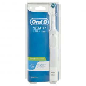 SPAZZ.ORAL-B PW D100 VITALITY CLAMSHELL