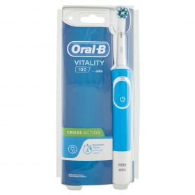 SPAZZ.ORAL-B PW D100 VITALITY CROSS ACTION