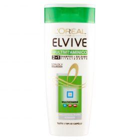 ELVIVE SHAMP.VITAMAX 2IN1 250