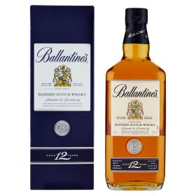 WHISKY BALL.GOLD SEAL40°12A 70CL