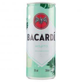 LATT. RHUM BACARDI -MOJIT0 5° CL.25