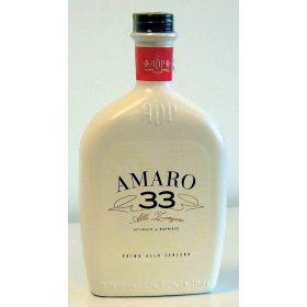 AMARO 33 ALLO ZENZERO DA  PONTE CL50