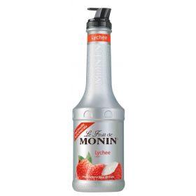 POLPA DI FRUTTA MONIN LITCHI KG1