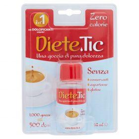 DIETETIC DOLCIF. 50ML    ERIDANIA