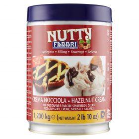 NUTTY NOCCIOLA CACAO FABBRI KG1,2