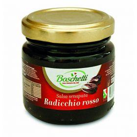 SALSA SENAPATA RADICCHIO BOSCHETTI GR120