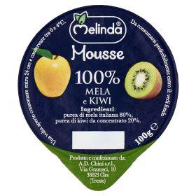 MOUSSE FRUTTA MELINDA MELA/KIWI GR100