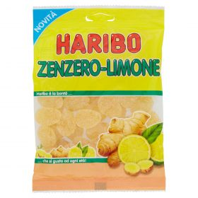 HARIBO ZENZERO/LIMONE BS  GR175