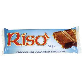 RISO'SNACK TAVOLETTA CIOCC.GR50