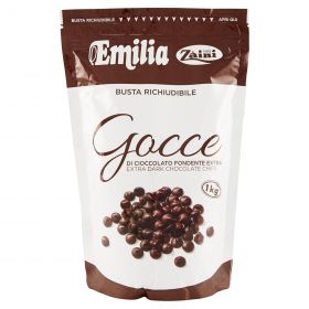GOCCE CIOCC.FOND.EMILIA  KG1