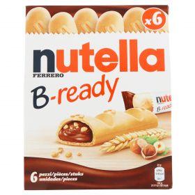 SNACK NUTELLA B-READY T6  GR 132