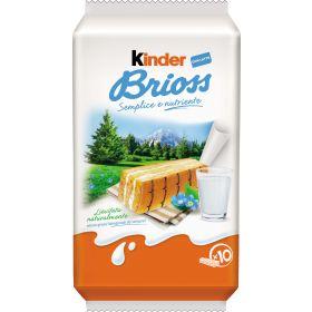 KINDER BRIOSS T.10X12 GR270