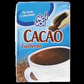 NOI&VOI CACAO ZUCCHER.GR.75