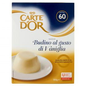 BUDINO VANIGLIA CARTE D'OR GR.800