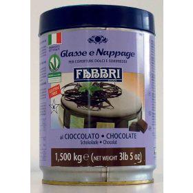 GLASSA CIOCCOLATO FABBRI KG1,5