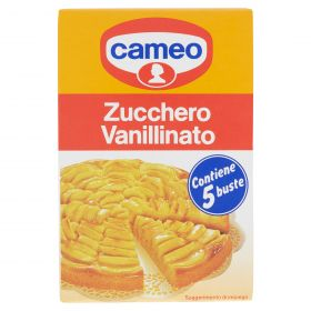 ZUCCHERO VANILLINATO CAMEO 5BS