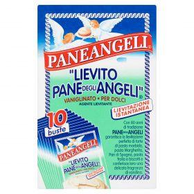 LIEVITO VANIGLIATO X10 GR160 PANEANGELI