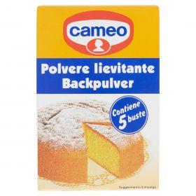 CAMEO LIEVITO X DOLCI 5 BUSTE