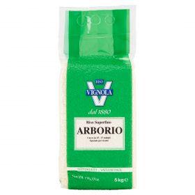 RISO VIGNOLA ARBORIO KG 5