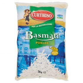 RISO BASMATI CURTI KG.5