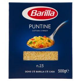 PASTA S.BARILLA PUNTINE N.23 GR.500