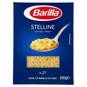 PASTA S.BARILLA STELLINE N.27 GR.500