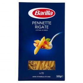 PASTA S.BARILLA PENNETTE RIGATE N.72 GR.500
