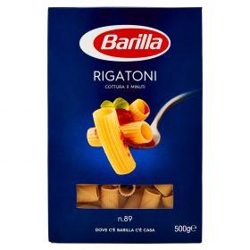 PASTA S.BARILLA RIGATONI N.89 GR.500