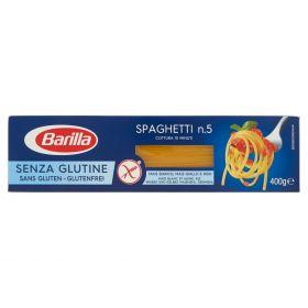 PASTA BARILLA SPAGHET.S.GLUTINE GR400