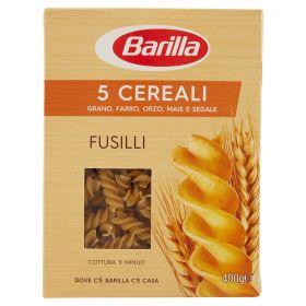 FUSILLI BARILLA 5 CEREALI GR.400