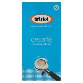 CAFFE'DECAFF.CIALDE BRISTOT X18