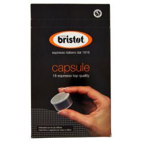 CAFFE'ESPRESSO BRISTOT CAPSULEX18