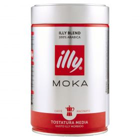CAFFE ILLY PER MOKA GR250 LATT.MACIN