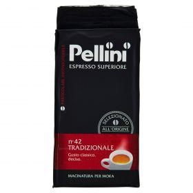 CAFFE PELLINI N°42 MOKKA  SACC. GR250