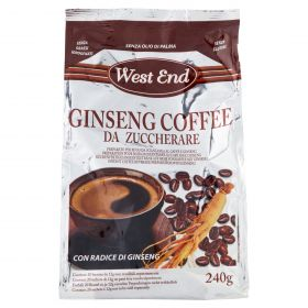 GINSENG COFFEE WESTEND   S/ZUCCH. GR20X20