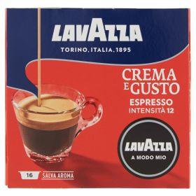 CAPSULA CAFFE'LAVAZZA CREMA GUSTO A MODO MIO G120