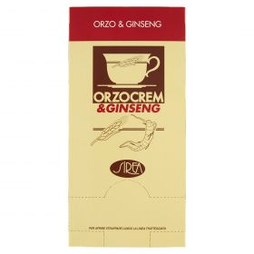 ORZOCREM GINSENG CIALDE BAR