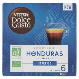CAPSULA D.G.ESPRESSO HONDURAS X12 GR84 NESCAFE'