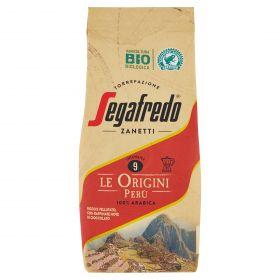 CAFFE'SEGAFREDO LE ORIGINI PERU' GR.200
