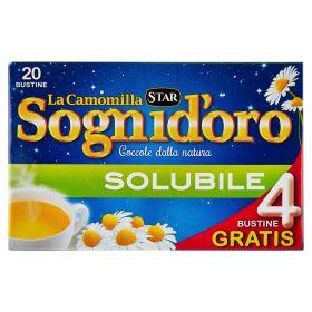 CAMOMILLA SOLUB.STAR GR110 16+4F