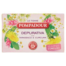 TISANA DEPURATIVA POMPADOUR FF15+3